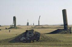 khazak nuke site #concrete #khazak #nuke