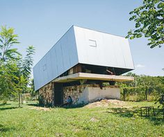 Pin Hole House / Caja Oscura / Javier Corvalán #architecture