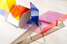 Neo IM #bahar #installation #color #yurukoglu #material #geometric #shape #art