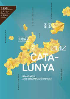 Catalan wines by toormix on Behance