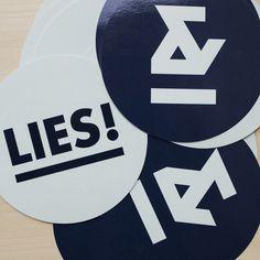 VON & ZU BUCH Stickers #branding #stickers #lies #shop #book #store #ampersand #identity #logo