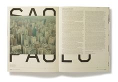 Map magazine