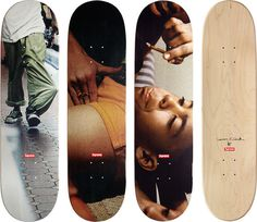 #KIDS #20th #Anniversary #Skateboards #LarryClark for #Supreme