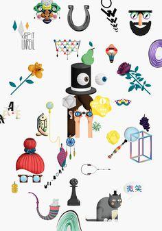 visualgraphic:Monki Mi by Martin Nicolausson #objects
