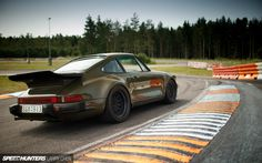 Street Racer: A 930 Turbo Redefined #930 #porsche #car