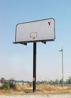 YMCA: Basketball billboard