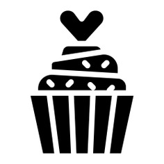 See more icon inspiration related to cake, dessert, meal, sweet, love and romance, food and restaurant, cupcake, romantic and love on Flaticon.