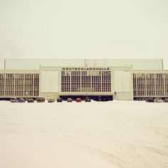 Winter Berlin on the Behance Network #heiderich #photography #matthias