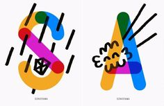 It's Nice That : Article : Helmo #illustration #colorful #sonorama #typography
