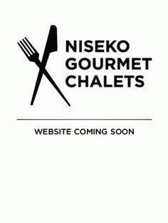 Niseko Gourmet Chalets #branding #icon #website #identity #logo #japan