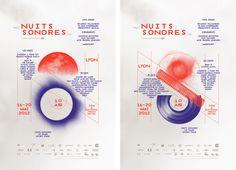 Superscript² / Nuits Sonores 2012 #illustration