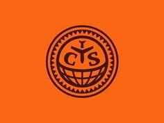 Dribbble - Centro Y Sur by Michael Spitz #mark #centro #badge #airplane #y #spitz #jet #plane #logo #sur #michael