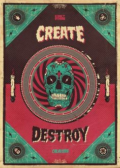 supersonic electronic #create #destroy