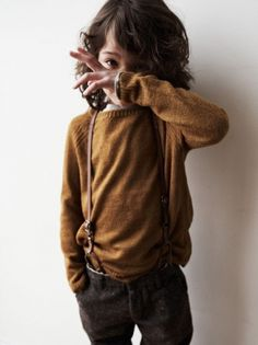 M O O D #fashion #suspenders #style