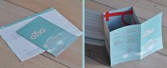 Ogentroost typeface | Veerle's blog 3.0 #folded
