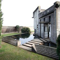 borokaw #concrete #moat #design #building #architecture #minimal