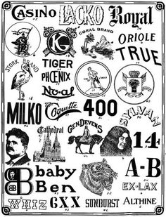 Vintage_logo_1 #type #vintage