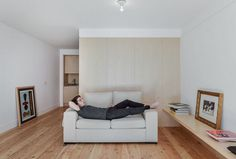 Bica do Sapato Apartment / Arriba Studio
