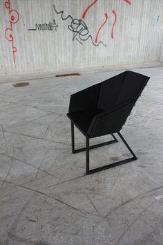 K I T Chair Design by Pieter Dauwe #interior #creative #modern #design #furniture #architecture #art #decoration