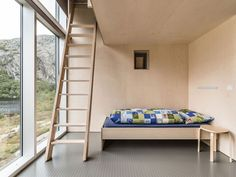 Modern Weatherproof Lodges on the Rogaland Hiking Trail
