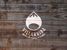 VILLARRIBA #logo #branding