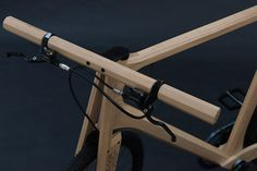 Wooden Bicycle_4 #wood #bicycle
