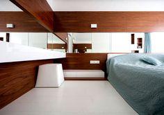 Studio Apartment for Dynamic Couple by Interioburo - bedroom, bedroom design, bed, bedroom decorating, #bedroom