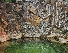 Mines #13 Inco - Abandoned Mine Shaft Crean Hill Mine, Sudbury, Ontario, Canada, 1984