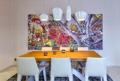 Freshness, joy and color interior design by Elina Dasira - www.homeworlddesign. com (3) #apartments #design