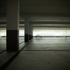 car park | Flickr - Photo Sharing! #gargage #bmw #retro #park #bmd #vray #parking #car #rendering