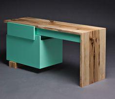 Escritorio #furniture #industrial #desk #muebles
