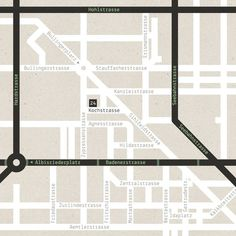 studio street map #illustration #square #map #street