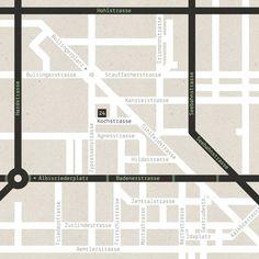 studio street map
