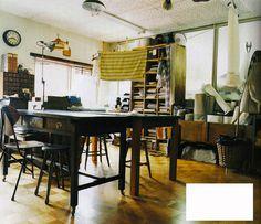 photo #tables #shelves #workspace