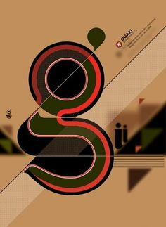 Ogaki typeface on the Behance Network #typography