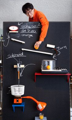 16 Cool Rube Goldberg Machine Ideas #diy #rube #goldberg