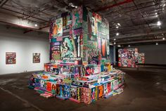 FAILE | PICDIT #comic #painting #design #art