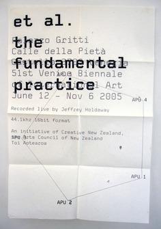 Layla Tweedie-Cullen: Poster Announcing et al. Audio Release