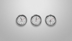 Three clocks with the hour of different countries Free Psd. See more inspiration related to Clock, Icons, Psd, Clock icon, Horizontal and Clocks on Freepik.