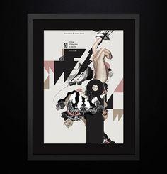 Filo Festival 2011 | Londrina on the Behance Network #design #cover #pianofuzz #studio #editorial