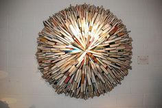20 Cool Book Sculptures for Inspiration