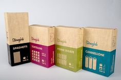 LOW COST PASTA on yay!everyday #packaging