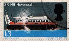 photo #stamp #hovercraft