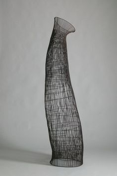 Image Spark dmciv #fields #sculpture #wire #art