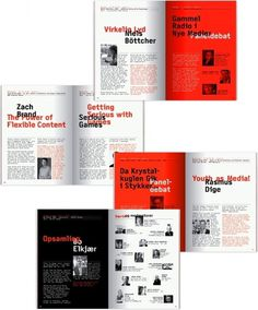 ANDREAS JOHANSEN #print #graphic design