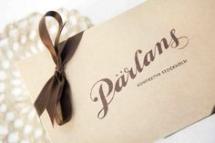 Handla | Pärlans Konfektyr #prlans #logo #konfektyr #sweden