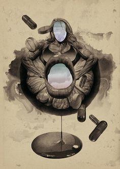 Popshot Magazine - Sam Green | Illustration Studio #illustration #sam #green