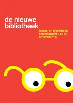 bibliotheek posters - georgiaperry #illustration #design #graphic #typography