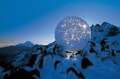 Circular Installations in Nature-3 #nature