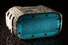 With waterproof bluetooth speaker bring music along on every adventure you embark on!